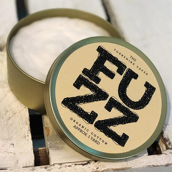 Fuzz organic vape cotton pakistan