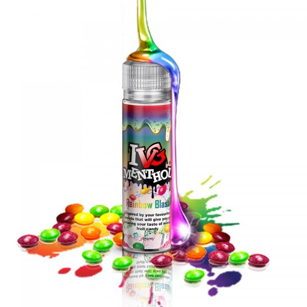 rainbow blast by IVG menthol