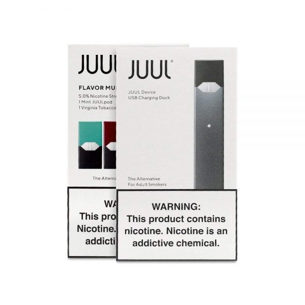 Juul Starter Kit with two pods
