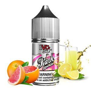 Pink lemonade by ivg salts