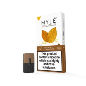 MYLE Pods Sweet Tobacco