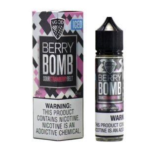 vgod iced berry bomb