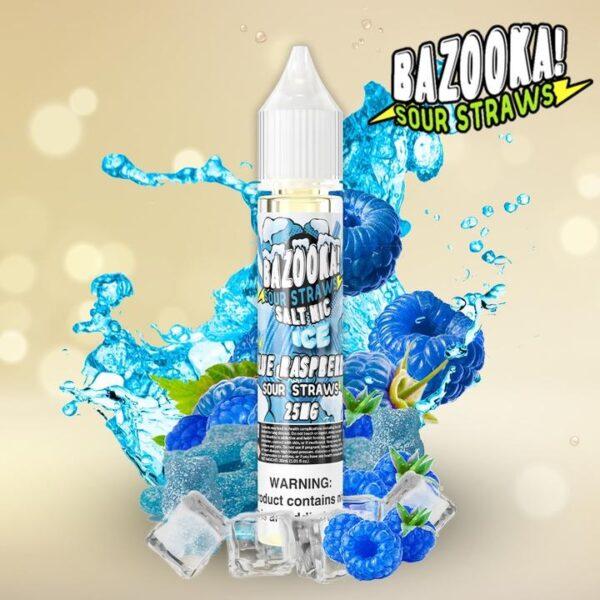 Bazooka Blue Raspberry Ice