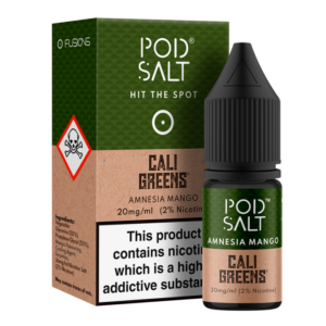 Amnesia Mango by POD SALT