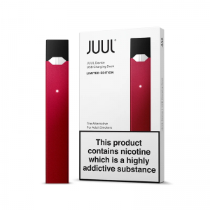 JUUL Ruby Red Limited Edition