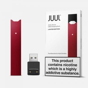 juul ruby red