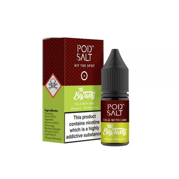 Cola with Lime by POD SALT