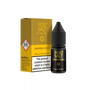 Havana Gold by POD SALT