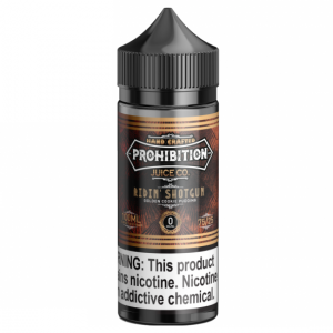 ridin shotgun by prohibition juice co
