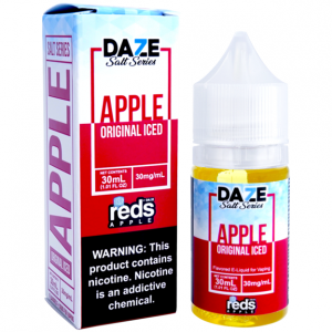 Reds Apple Ice saltnic
