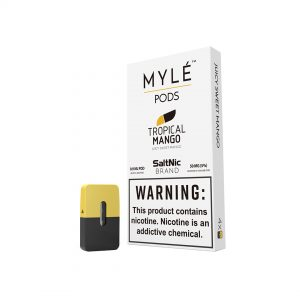 Tropical Mango Vape Pods by MYLE