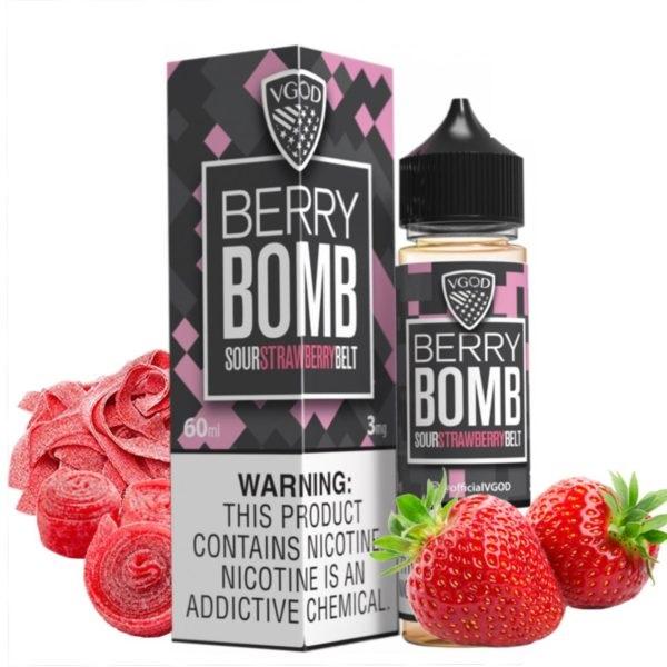 VGOD Berry Bomb