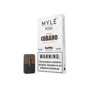 MYLE Cubano Pods