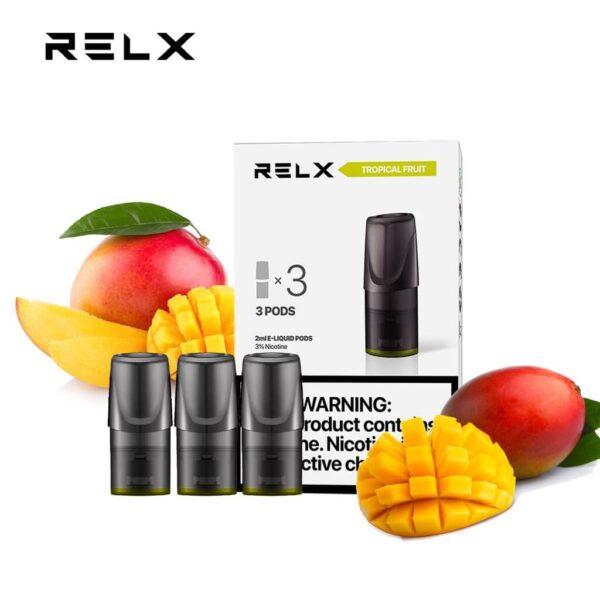 relx tropical fruit - mango