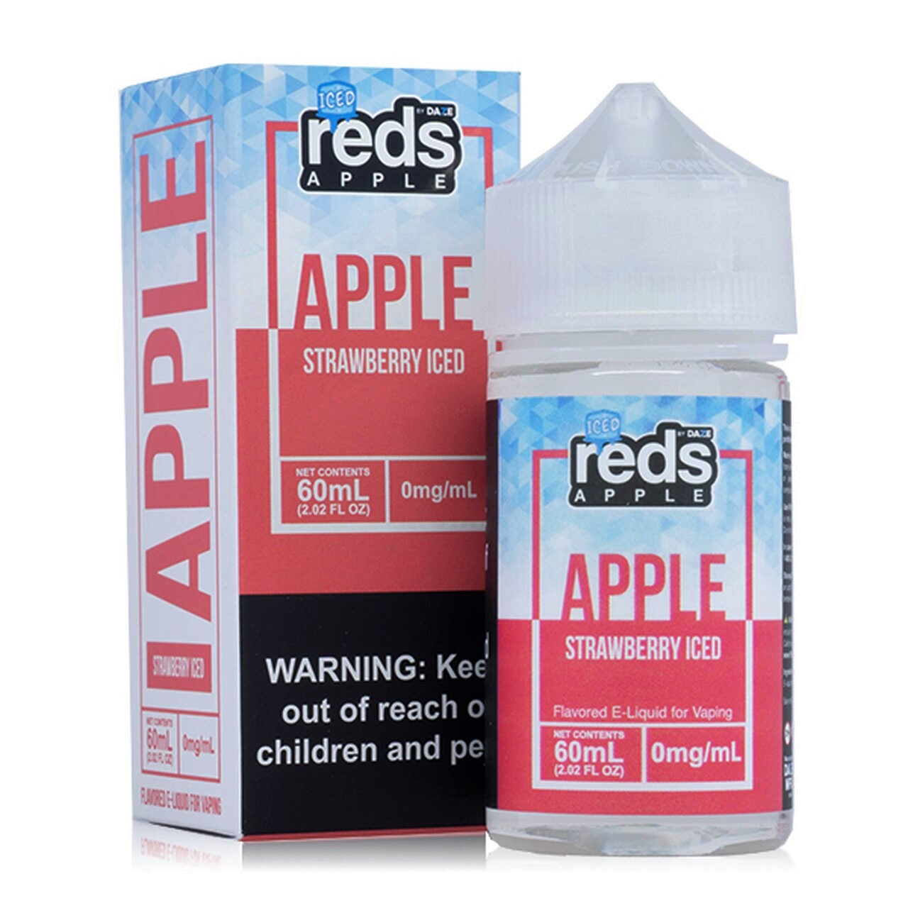 strawberry iced by reds apple