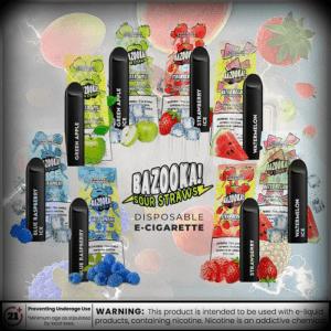 Bazooka Disposable Vape Pods