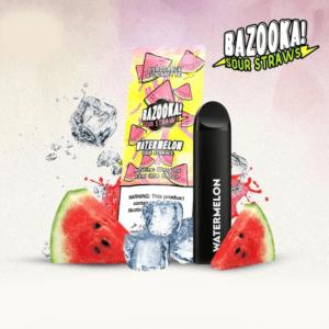 bazooka watermelon disposable