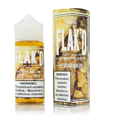 flakd by primitive vapor