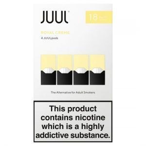 juul royal creme 2%