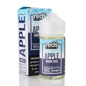 Grape iced by reds apple