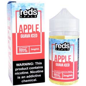 Guava Iced by reds apple