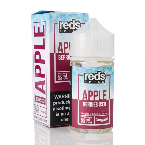 berries iced by reds apple ejuice