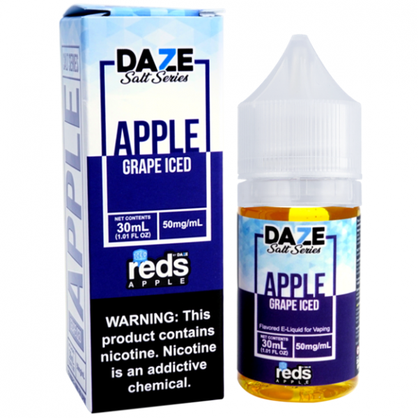 reds apple grape iced saltnic