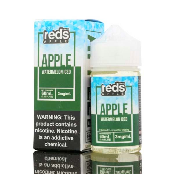watermelon iced by reds apple
