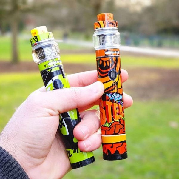 FreeMax_Twister_80W_Kit_Green_Orange