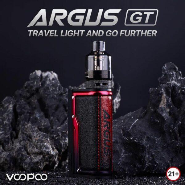 VOOPOO ARGUS GT 160W Starter kit