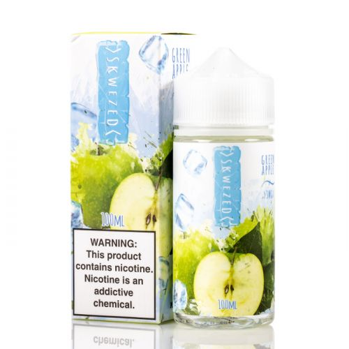 Ice Green Apple by SKWEZED E-Liquid - 100ml