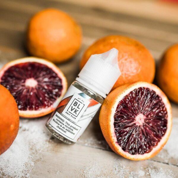 blvk red orange ice