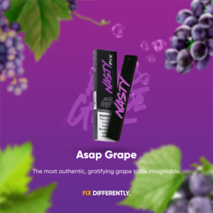 nasty fix asap grape
