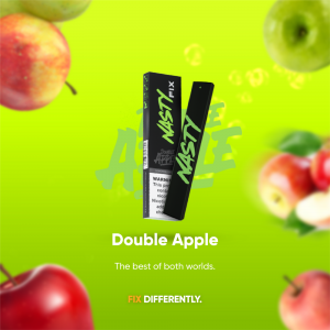 nasty fix double apple