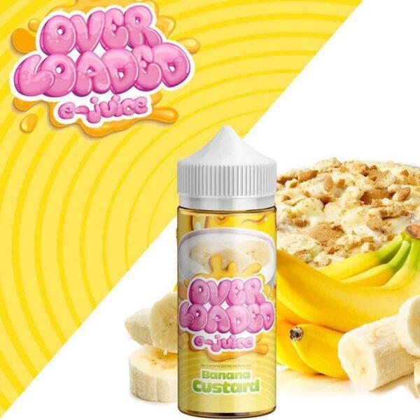 Banana Custard by Overloaded ejuice