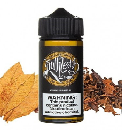 Brazilian Tobacco by Ruthless Vapor