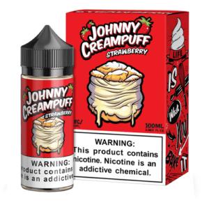 Johnny Creampuff strawberry