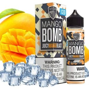 iced mango bomb 60ml