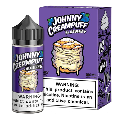 johnny creampuff blueberry