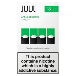 juul apple orchard