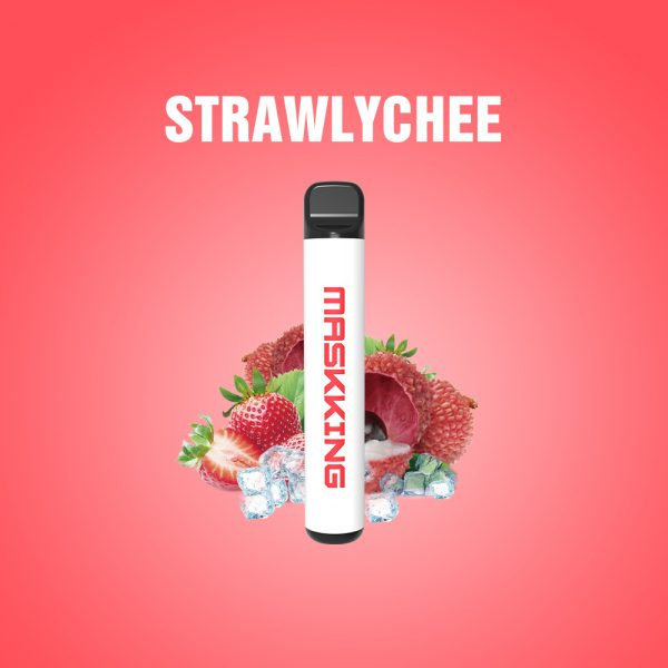 Maskking high pro strawlychee