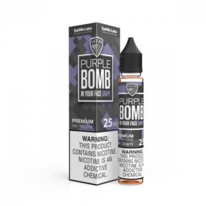 VGOD Purple Bomb Saltnic