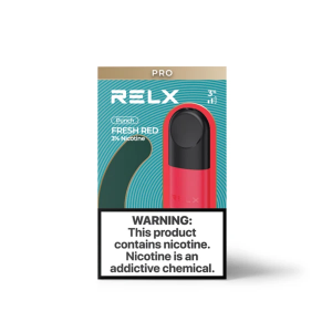 relx essential fresh red