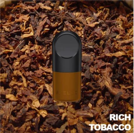 RELX Pod Pro - Rich Tobacco