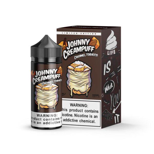 Caramel Tobacco by Johnny Creampuff