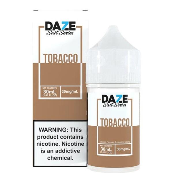 Tobacco Saltnic by 7 Daze