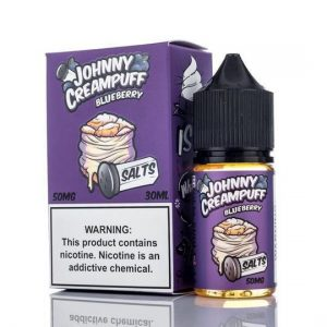 Johnny Creampuff Blueberry Saltnic 30ml