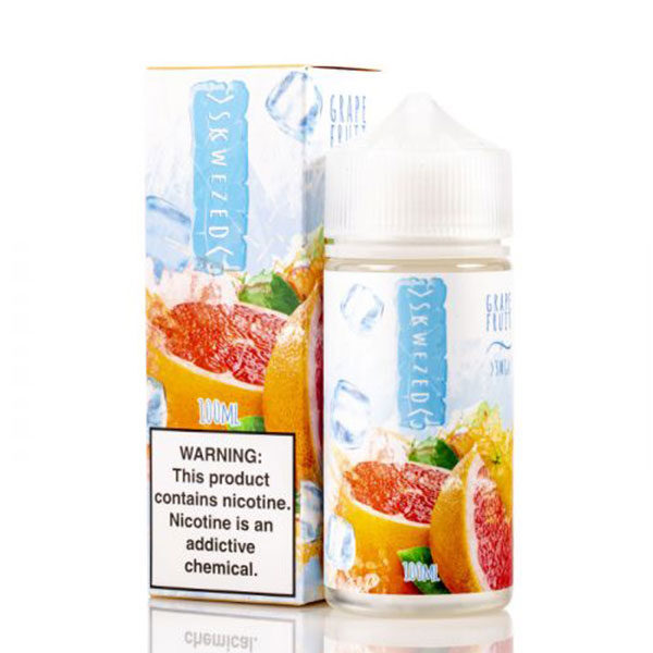 Ice Grapefruit by SKWEZED E-Liquid